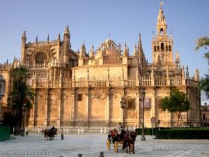 Sevilla, een prachtige stad