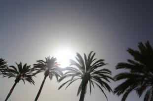 Gebieden in Spanje met weerinformatie