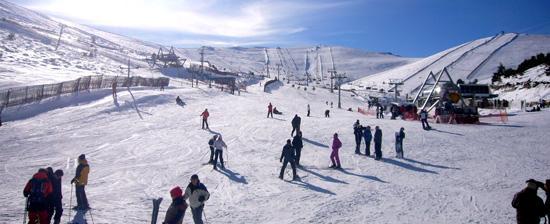 spanje skien