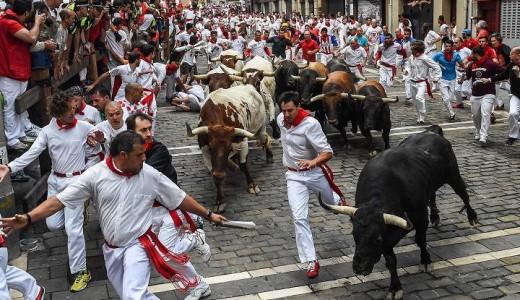 Traditionele feesten in de Spaanse steden.