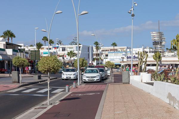 Avenida de las Playas