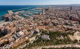 Overzicht Alicante